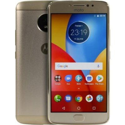 Смартфон Motorola MOTO E Plus 16Gb золотистый (PA700073RU) food e commerce