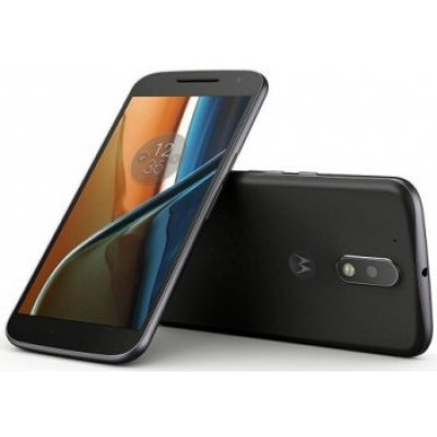 Смартфон Motorola MOTO C (XT1754) 16Gb Черный (PA6L0083RU) смартфон motorola moto c 4g xt1754 metallic cherry