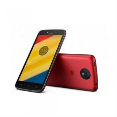 Смартфон Motorola MOTO C (XT1754) Красный (PA6L0053RU) сотовый телефон motorola moto c lte 16gb xt1754 starry black