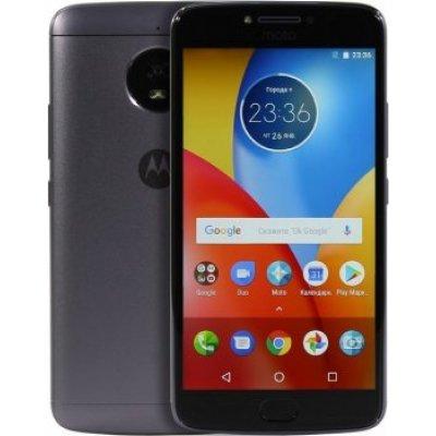 Смартфон Motorola MOTO E Plus XT1771 16Gb серый (PA700074RU) смартфон motorola moto c plus 16gb вишнёвый pa800115ru