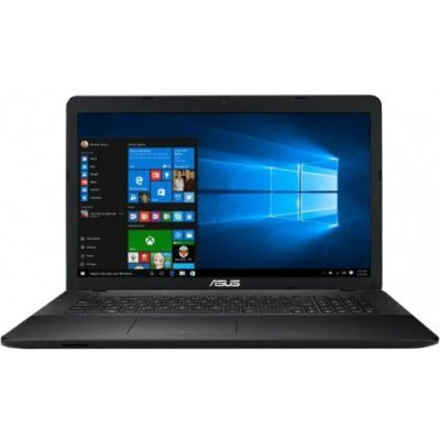 Ноутбук ASUS X751NV-TY001T (90NB0EB1-M00330) (90NB0EB1-M00330)Ноутбуки ASUS<br>Ноутбук Asus X751NV-TY001T Pentium N4200/4Gb/1Tb/DVD-RW/nVidia GeForce 920M/17.3/HD+ (1600x900)/Windows 10/black/WiFi/BT/Cam<br>
