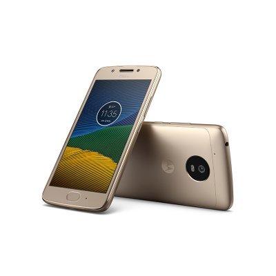 Смартфон Lenovo MOTO G5 16Gb золотистый (PA610079RU) смартфон lenovo к 900 32 g