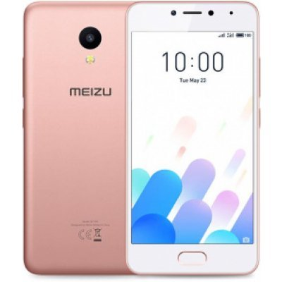 Смартфон Meizu M5C 16GB розовый (M710H-16-RG) смартфон meizu m5 note m621h 16gb серый
