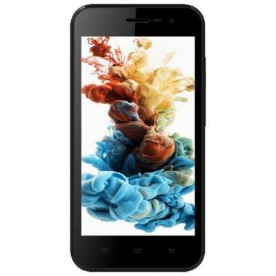 где купить Смартфон Irbis SP455 черный (SP455) дешево