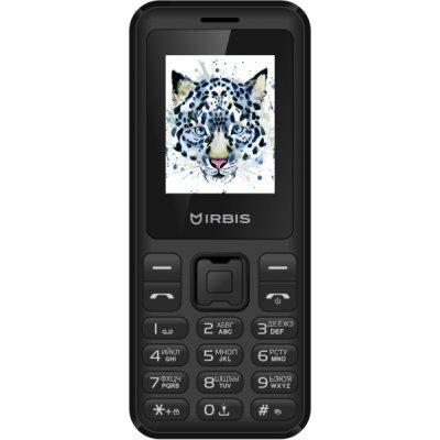 Мобильный телефон Irbis SF50 черный (SF50B) ov 64gb micro sd карты памяти карты class10 мобильный телефон карточки памяти