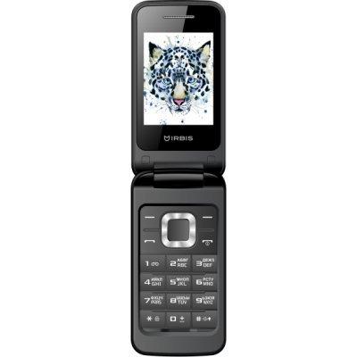 Мобильный телефон Irbis SF10 черный (SF10B) мобильный телефон irbis sf61 черный