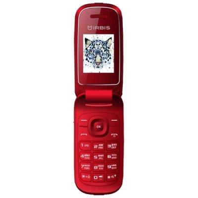 Мобильный телефон Irbis SF07 красный (SF07R) мобильный телефон irbis sf61 черный
