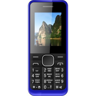 Мобильный телефон Irbis SF06 лазурный (SF06A), арт: 269611 -  Мобильные телефоны Irbis