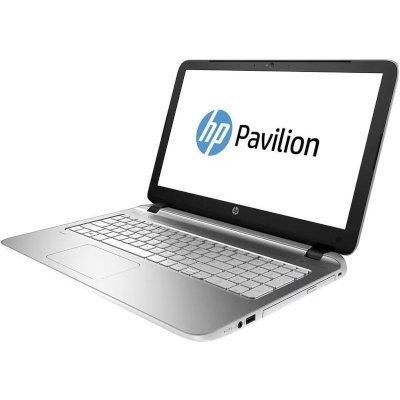 Ноутбук HP Pavilion 15-cc009ur (2CP10EA) (2CP10EA) ноутбук hp 15 bs027ur 1zj93ea core i3 6006u 4gb 500gb 15 6 dvd dos black