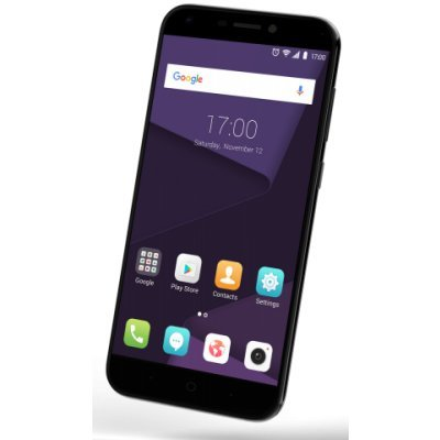 Смартфон ZTE Blade A6 черный (Blade A6) смартфон zte blade a510 серый 5 8 гб lte wi fi gps 3g