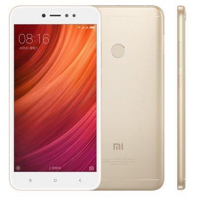 Смартфон Xiaomi Redmi Note 5A 2/16Gb золотистый (REDMINOTE5AGD16GB) смартфон xiaomi redmi note 5a серый 5 5 16 гб lte wi fi gps 3g redmi note 5a 16gb gray