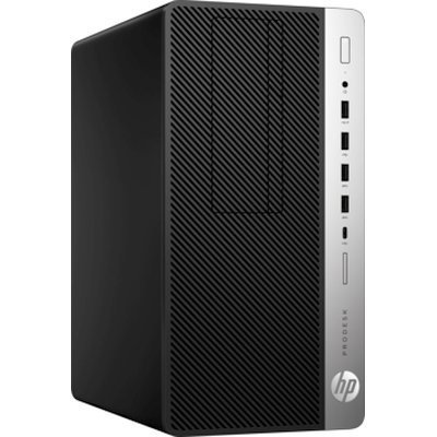 Настольный ПК HP ProDesk 600 G3 (2SF51ES) (2SF51ES) настольный пк hp prodesk 600 g3 mt 1hk61ea 1hk61ea