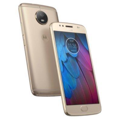 Смартфон Motorola G5S 32Gb (XT1794) Золотой (PA7W0022RU) смартфон lg q6a m700 16gb платиновый моноблок 3g 4g 2sim 5 5 1080x2160 android 7 0 13mpix 802 11bgn bt gps gsm900 1800 gsm1900 mp3 fm