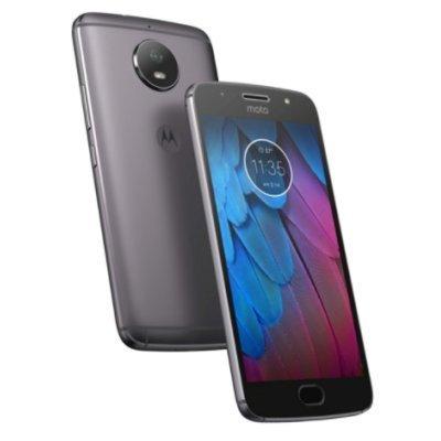 Смартфон Motorola G5S 32Gb (XT1794) Серый (PA7W0006RU) смартфон motorola c 4g 16gb xt1754 черный