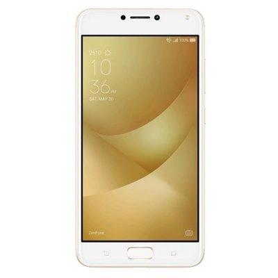 Смартфон ASUS ZenFone 4 Max ZC554KL 16Gb золотистый (90AX00I2-M00020) смартфон asus zenfone live zb501kl золотистый 5 32 гб lte wi fi gps 3g 90ak0072 m00140