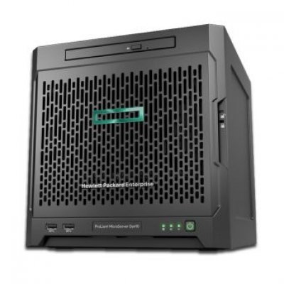 Фото Сервер HP ProLiant MicroServer Gen10 (870208-421)