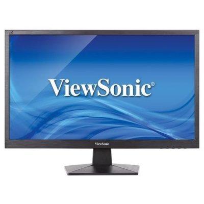 Монитор ViewSonic 23.6 VA2407H (VS16218) (VS16218) монитор viewsonic 21 5 vx2263smhl черный vs15701 vs15701