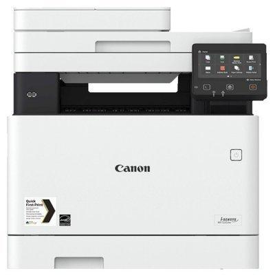 Цветной лазерный МФУ Canon i-SENSYS MF732Cdw (1474C013) (1474C013) картридж t2 для hp tc h85a laserjet p1102 1102w pro m1132 m1212nf m1214nfh canon i sensys lbp6000 cartrige 725 1600 стр с чипом