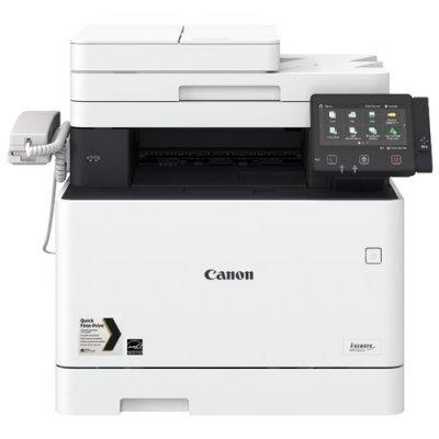 Цветной лазерный МФУ Canon i-SENSYS MF735Cx (1474C052) (1474C052) монохромный лазерный мфу canon i sensys mf418x 0291c008