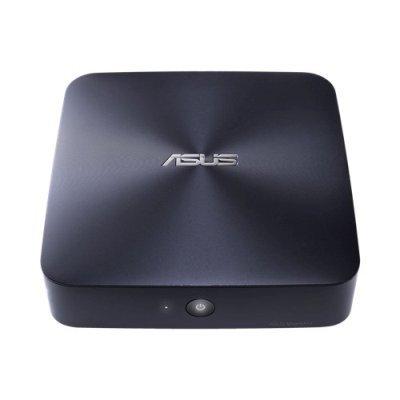 Тонкий клиент ASUS VivoPC UN62-M210M (90MS00A1-M02110) (90MS00A1-M02110) неттоп asus vivopc vm42 s031m celeron 2957u 1 6ghz 4gb 500gb wifi bt noos silver