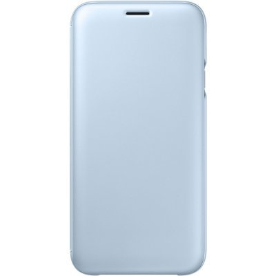 Чехол для смартфона Samsung Galaxy J7 (2017) Flip Wallet голубой (EF-WJ730CLEGRU) (EF-WJ730CLEGRU) чехол samsung flip wallet ef wg900bgegru для samsung galaxy s5 g900 зеленый