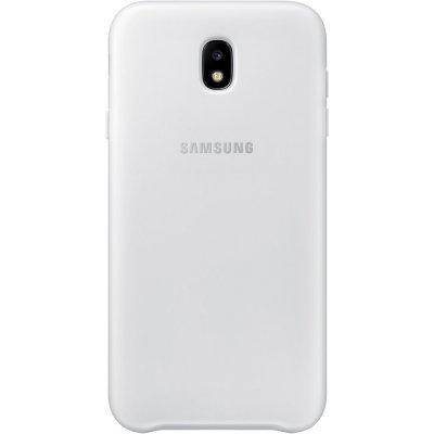 Чехол для смартфона Samsung Galaxy J7 (2017) Dual Layer Cover белый (EF-PJ730CWEGRU) (EF-PJ730CWEGRU) клип кейс samsung silicone cover для galaxy s8 зеленый