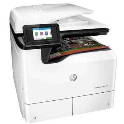 Цветной струйный МФУ HP PageWide Pro 772dn (Y3Z54B) (Y3Z54B) мфу hp pagewide pro 477dw