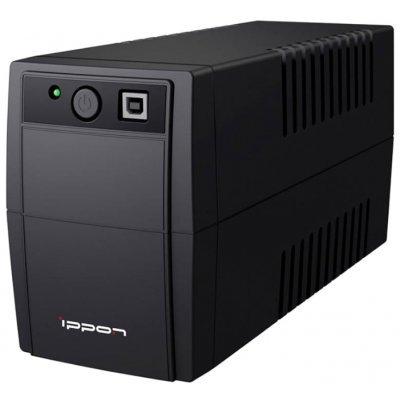 Источник бесперебойного питания Ippon Back Basic 850 Euro (403408) ибп ippon back basic 850 480w 850va