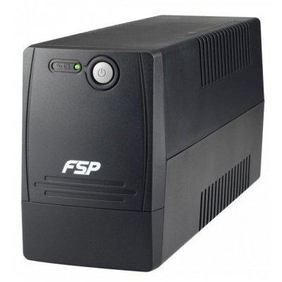 Источник бесперебойного питания FSP DP 650 650VA/360W (4 IEC) (PPF3601700) дрель шуруповерт bosch gsr 18 v eс fc2 gfa fc2 0 601 9e1 101