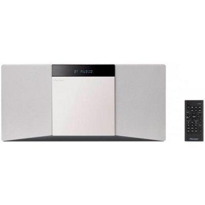 Аудио микросистема Pioneer X-SMC02-W (X-SMC02-W) аудио микросистема pioneer x hm51 w белый x hm51 w