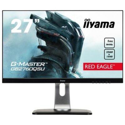 Монитор IIYAMA 27 GB2760QSU-B1 (GB2760QSU-B1) монитор iiyama 27 xb2783hsu b1 xb2783hsu b1