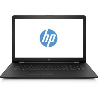 Ноутбук HP 17-bs035ur (2FQ81EA) (2FQ81EA) ноутбук hp 15 bs027ur 1zj93ea core i3 6006u 4gb 500gb 15 6 dvd dos black