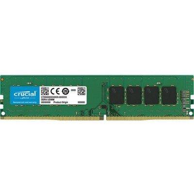 Модуль оперативной памяти ПК Crucial DDR4 8Gb (CT8G4DFS8266) (CT8G4DFS8266), арт: 270354 -  Модули оперативной памяти ПК Crucial