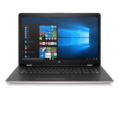 Ноутбук HP 17-ak023ur (2CP37EA) (2CP37EA) ноутбук hp 17 ak020ur 2cp33ea amd e2 9000e 4gb 128gb ssd 17 3 dvd win10 black