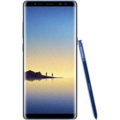 Фотография Смартфон Samsung Galaxy Note 8 64Gb синий сапфир (SM-N950FZBDSER)