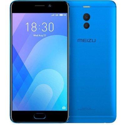 Смартфон Meizu M6 Note 32Gb (M621H) Синий (M621H-32-BL) смартфон meizu m3 note 32gb gold