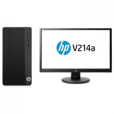 Настольный ПК HP Bundle 290 G1 MT (2MT17ES) (2MT17ES) настольный пк hp bundle 290 g1 mt 2mt19es 2mt19es acb