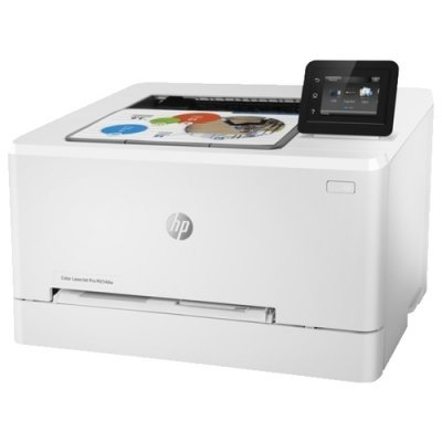 Цветной лазерный принтер HP Color LaserJet Pro M254dw (T6B60A) (T6B60A) принтер hp color laserjet pro cp1025nw лазерный цвет белый [ce918a]