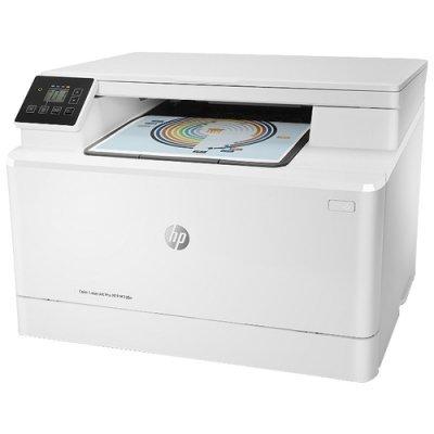 Цветной лазерный МФУ HP Color LaserJet Pro MFP M180n (T6B70A) (T6B70A) мфу hp color laserjet pro mfp m377dw m5h23a
