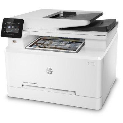 Цветной лазерный МФУ HP Color LaserJet Pro MFP M280nw (T6B80A) (T6B80A) мфу hp color laserjet pro m280nw