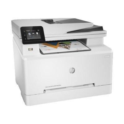 Цветной лазерный МФУ HP Color LaserJet Pro M281fdw (T6B82A) (T6B82A) мфу hp color laserjet pro m281fdw
