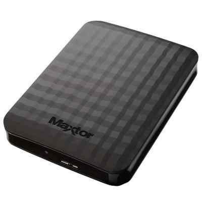 Внешний жесткий диск Seagate (Maxtor) 4Tb STSHX-M401TCBM черный (STSHX-M401TCBM), арт: 270721 -  Внешние жесткие диски Seagate