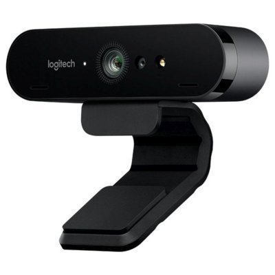 Веб-камера Logitech Webcam BRIO (960-001106) (960-001106), арт: 270727 -  Веб-камеры Logitech