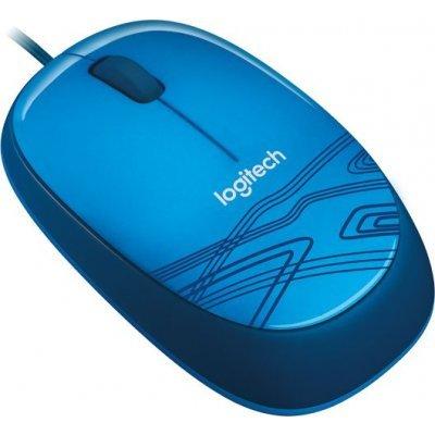 все цены на Мышь Logitech Mouse M105 Blue (910-003114) (910-003114) онлайн