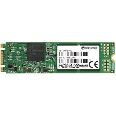 Накопитель SSD Transcend 1TB MTS 800 series M.2 SSD (TS1TMTS800) (TS1TMTS800) накопитель ssd transcend ts480gssd220s ts480gssd220s