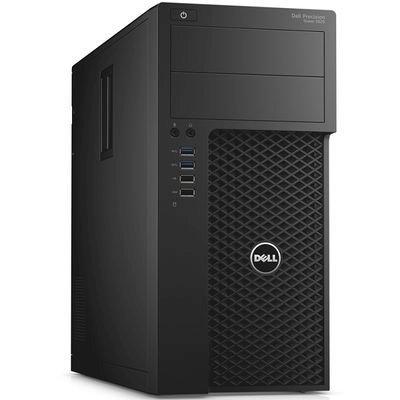 Рабочая станция Dell Precision 3620 MT (3620-4414) (3620-4414) системный блок dell optiplex 5040 mt i5 6500 3 2ghz 4gb 500gb hd530 dvd rw linux клавиатура мышь серебристо черный 5040 9938