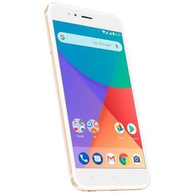 Смартфон Xiaomi Mi A1 64Gb золотистый (MIA1GD64GB), арт: 270938 -  Смартфоны Xiaomi