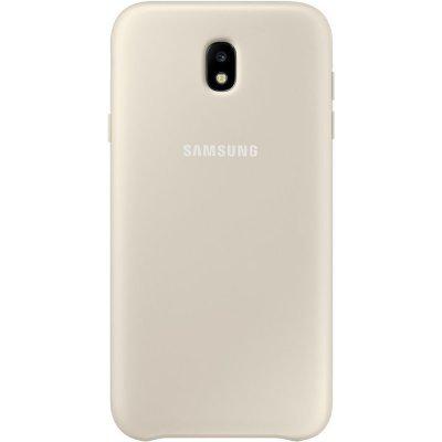 Чехол для смартфона Samsung Galaxy J7 (2017) Dual Layer Cover золотистый (EF-PJ730CFEGRU) (EF-PJ730CFEGRU) клип кейс samsung silicone cover для galaxy s8 зеленый