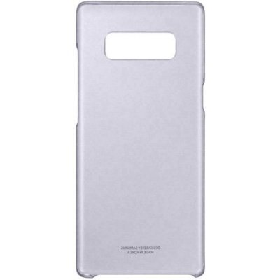 Чехол для смартфона Samsung Galaxy Note 8 Clear Cover Great фиолетовый (EF-QN950CVEGRU) (EF-QN950CVEGRU) samsung ef zn950 clear view standing cover great чехол книжка для note 8 dark blue