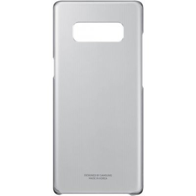 Чехол для смартфона Samsung Galaxy Note 8 Clear Cover Great черный (EF-QN950CBEGRU) (EF-QN950CBEGRU) чехол клип кейс samsung alcantara cover great для samsung galaxy note 8 хаки [ef xn950akegru]